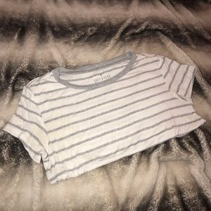 American eagle soft striped t shirt